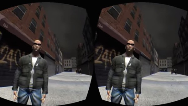 'It's Not a Compliment': VR Lets You Feel What It's Like to Be Street-Harassed