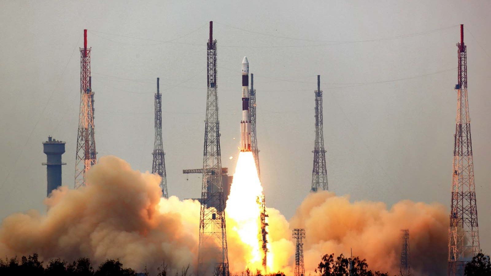 India Launches ASTROSAT, Its First Space Observatory