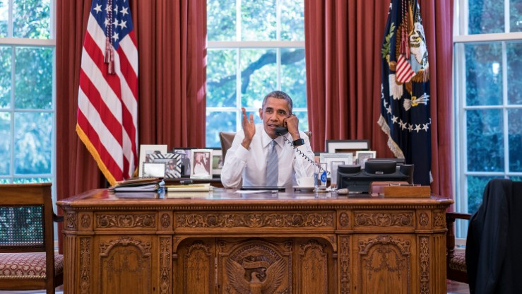 Obama: 'The American People Will Have Months to Read Every Word' of the TPP