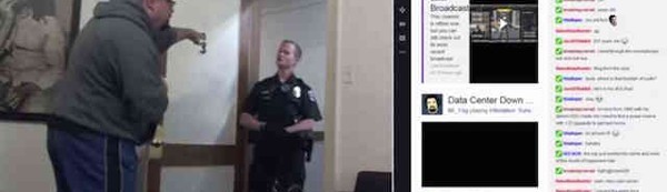 A Twitch Streamer Got Arrested and Robbed Live