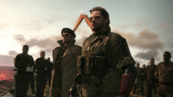 'Metal Gear Solid V' In-Game Insurance Is the Latest Reason to Hate Konami