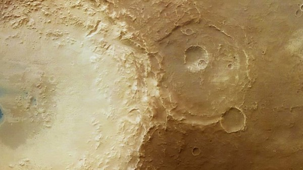 NASA Wants Astronauts to Use Mars's Natural Resources to Survive