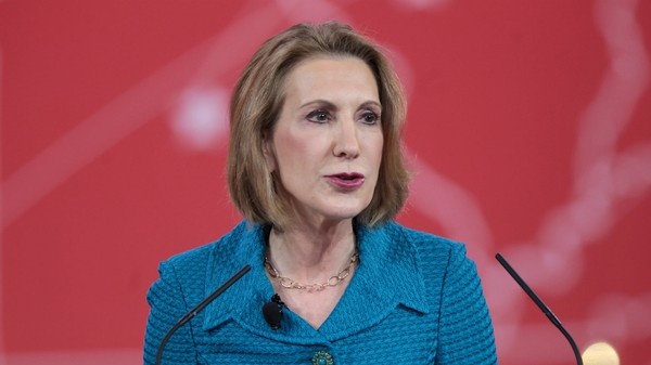 Carly Fiorina May Have Revealed State Secrets by Bragging About Helping the NSA