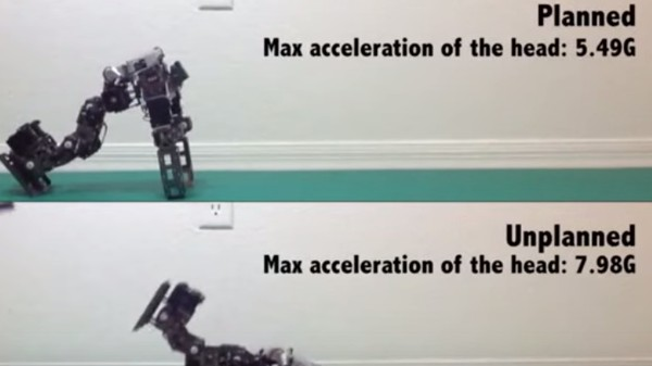 Researchers Develop a New Algorithm That Helps Robots Brace Themselves in a Fall
