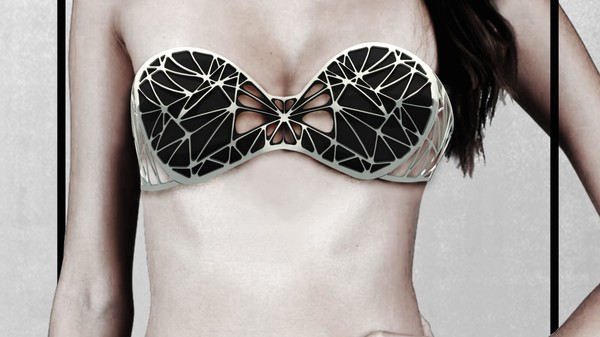This Swimsuit Is Made Out of Pollutant-Absorbing Supermaterial