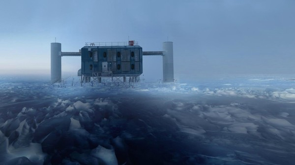How a Frozen Neutrino Observatory Grapples with Staggering Amounts of Data