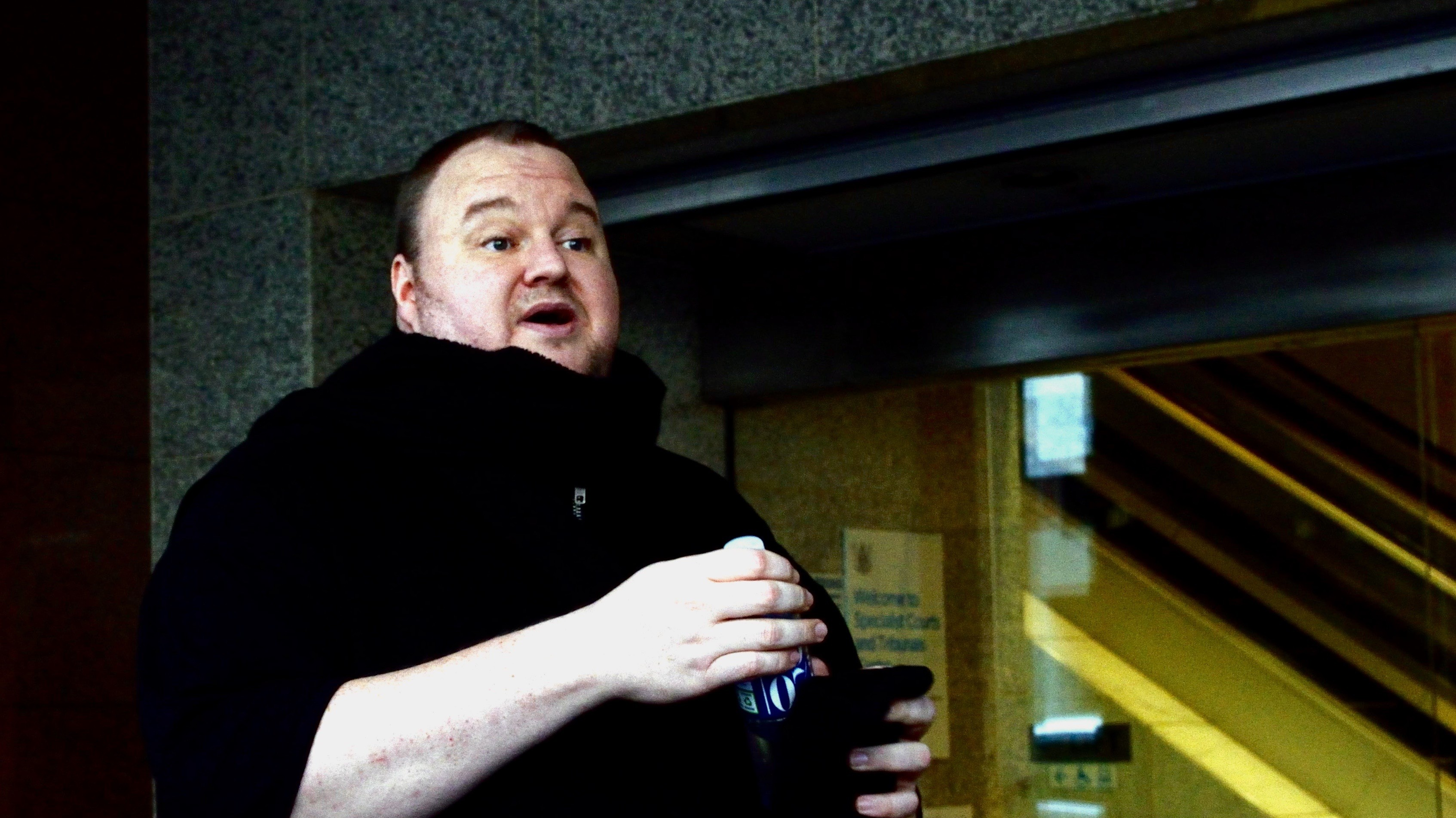 Kim Dotcom Says US Withheld Vital Information at His Extradition Hearing