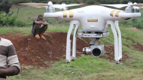 The Fight to Bring Commercial Drones to Africa