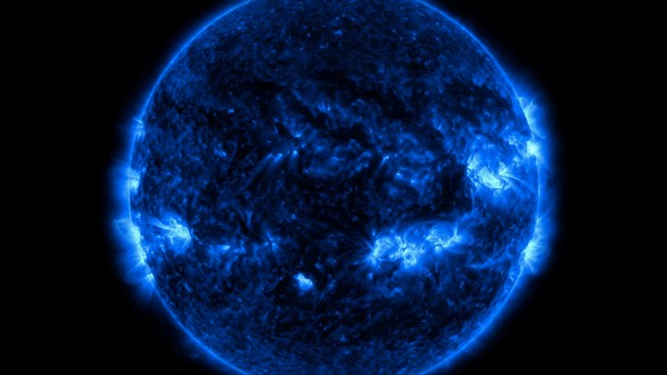 This Incredible 4K Video of the Sun Took NASA 300 Hours to Make