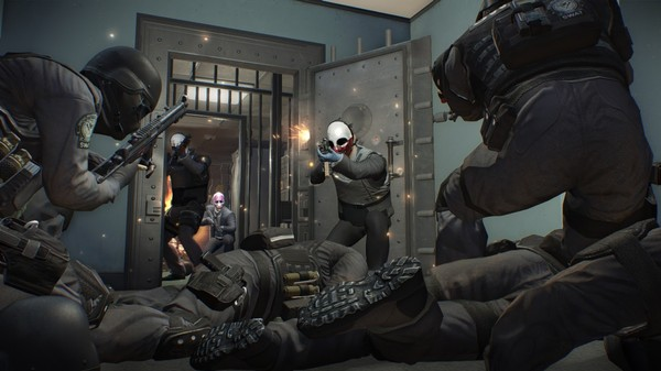 'Payday 2' Players Are Hacking Their Way Around Microtransactions