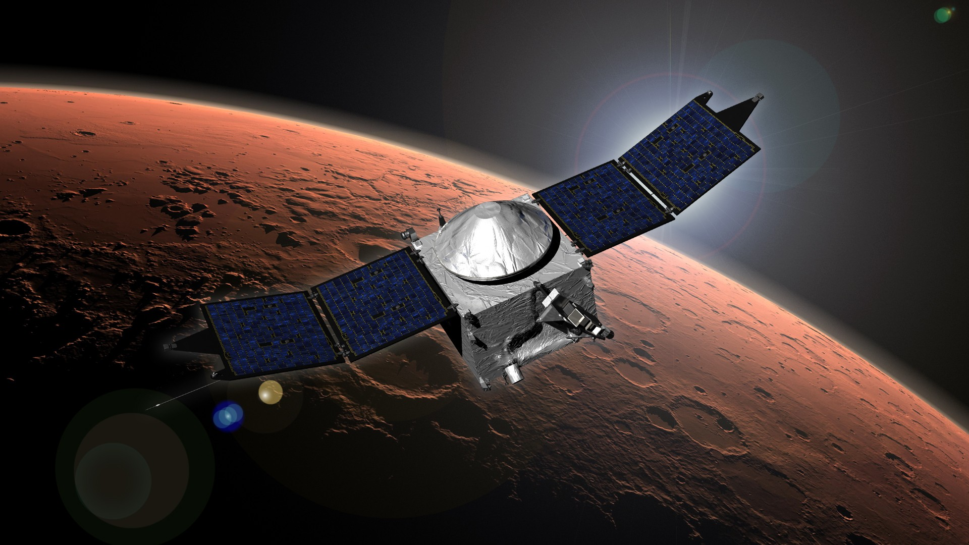 NASA Releases a Year's Worth of Data About the Habitability of Mars