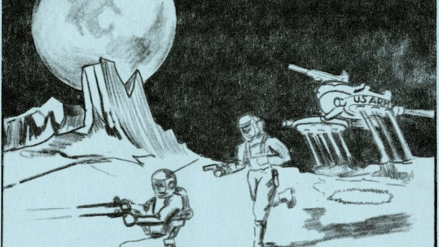 Cold War-Era US Soldiers Were Gearing Up to Fight in Space