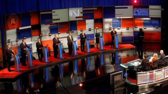 Republicans Got Through an Entire Economy Debate Without Mentioning Tech Jobs