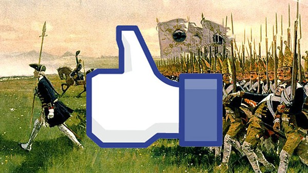 An Artist Is Creating a Facebook 'Army' Out of Dead Soldier's Names