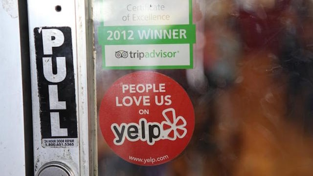 If this Bill Passes, It Will Protect Your Right to Leave Bad Yelp Reviews