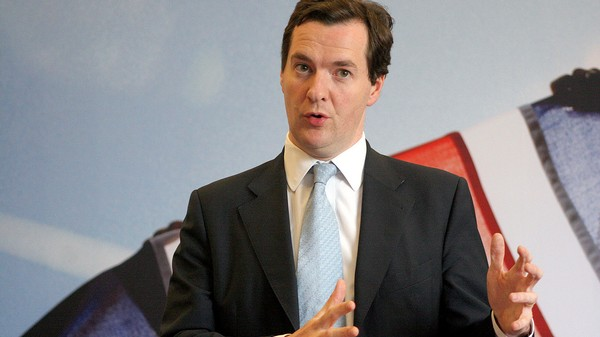 George Osborne Said 'Cyber' 134 Times in His Speech at GCHQ