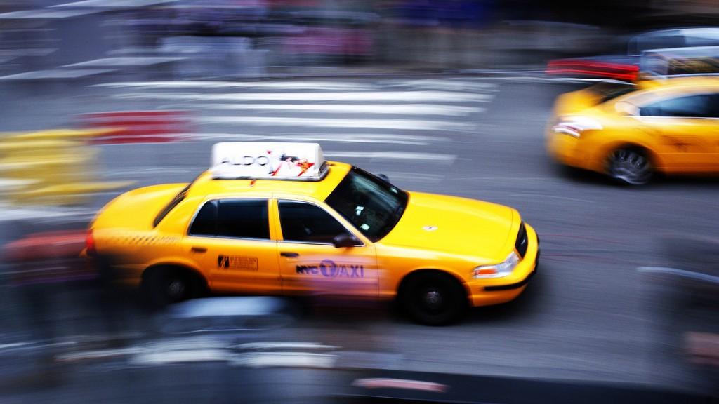 Data Shows Yellow Cabs, Not Uber, Still Rule Manhattan