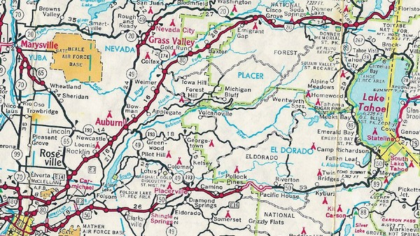 The Little-Known Capitalist History of the Highway Map