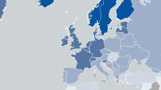 ​How Close Are We To Closing the Gender Gap? This Map Will Tell You