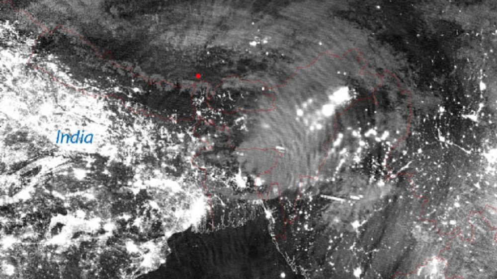 An Unexpected Detection Reveals Gravity Waves in Our Atmosphere's 'Nightglow'