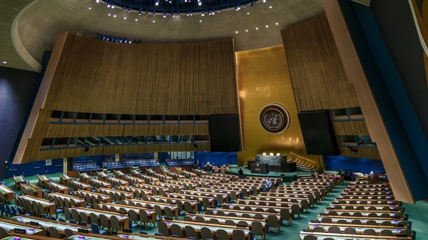 UN Members Are Having Closed-Door Meetings on Global Internet Policy This Week
