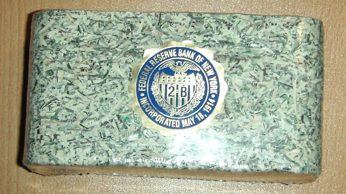 37 Reasons Actual People Asked the US Treasury for Bags of Shredded Money