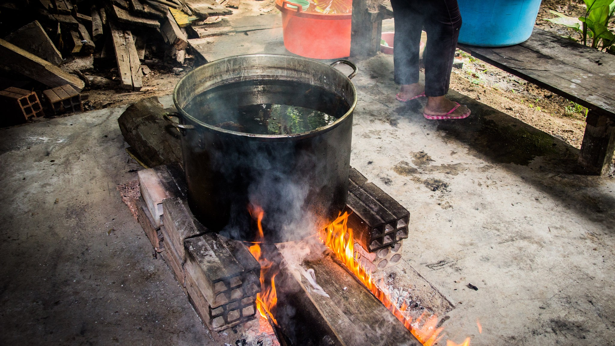 I Went to an Ayahuasca Divorce Ceremony
