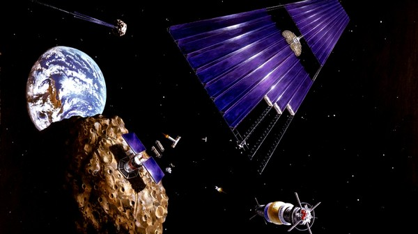 The US Says Asteroid Mining Is Legal for Americans. What About Everyone Else?