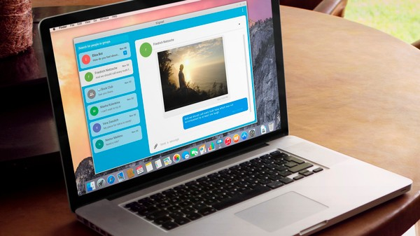 Snowden's Favorite Chat App Is Coming to Your Computer