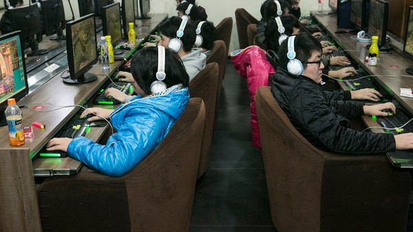 China Has Had Enough of Its Illegal Internet Cafés