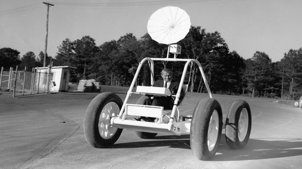 How an Alabama Scrap Dealer Became the Owner of NASA's Lunar Rover Prototype