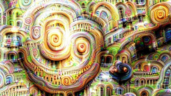 Artists Make DeepDream Dream Deeper With Secret 'DeepUI' Tool