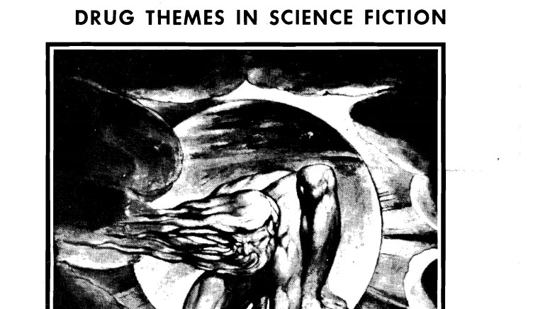 The Definitive Guide to Sci-Fi Drugs Was Produced by the Government in the 1970s