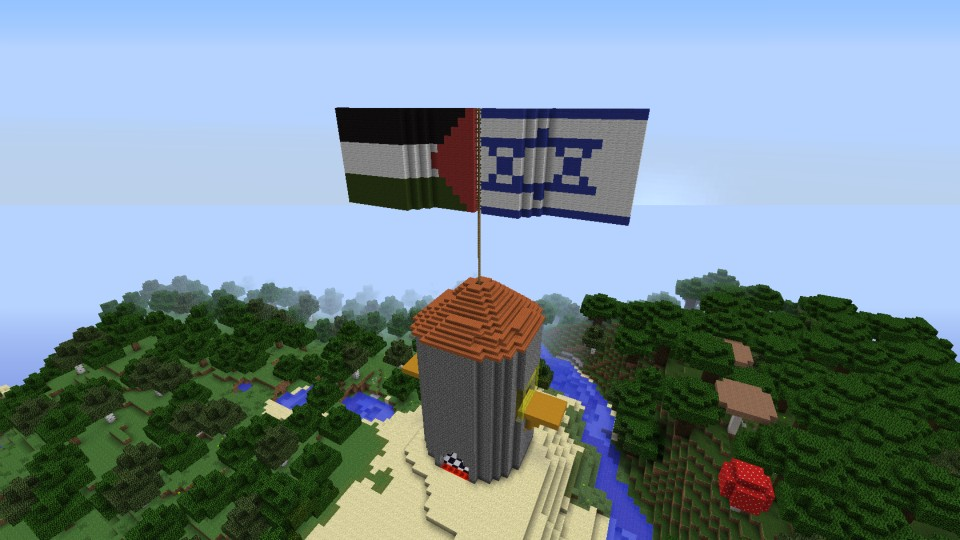 How 'Minecraft' Is Connecting Kids Caught Up in the Israel-Palestine Conflict