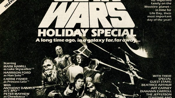 That Time the 'Star Wars Holiday Special' Predicted VR Porn