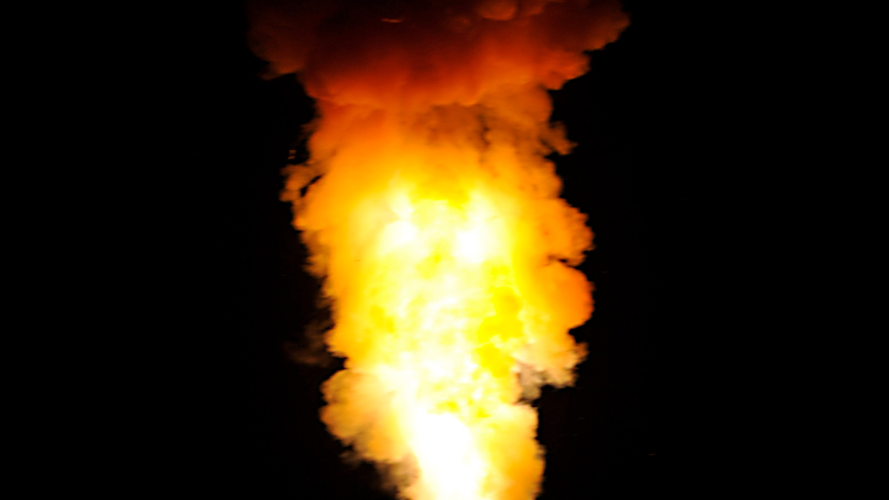 Here's Some ICBM Porn to Scrape the Holiday Cheer From Your Soul