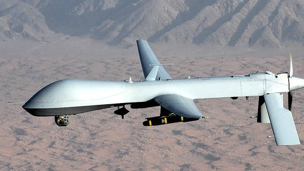 Don't Blame the Military Drone Pilots