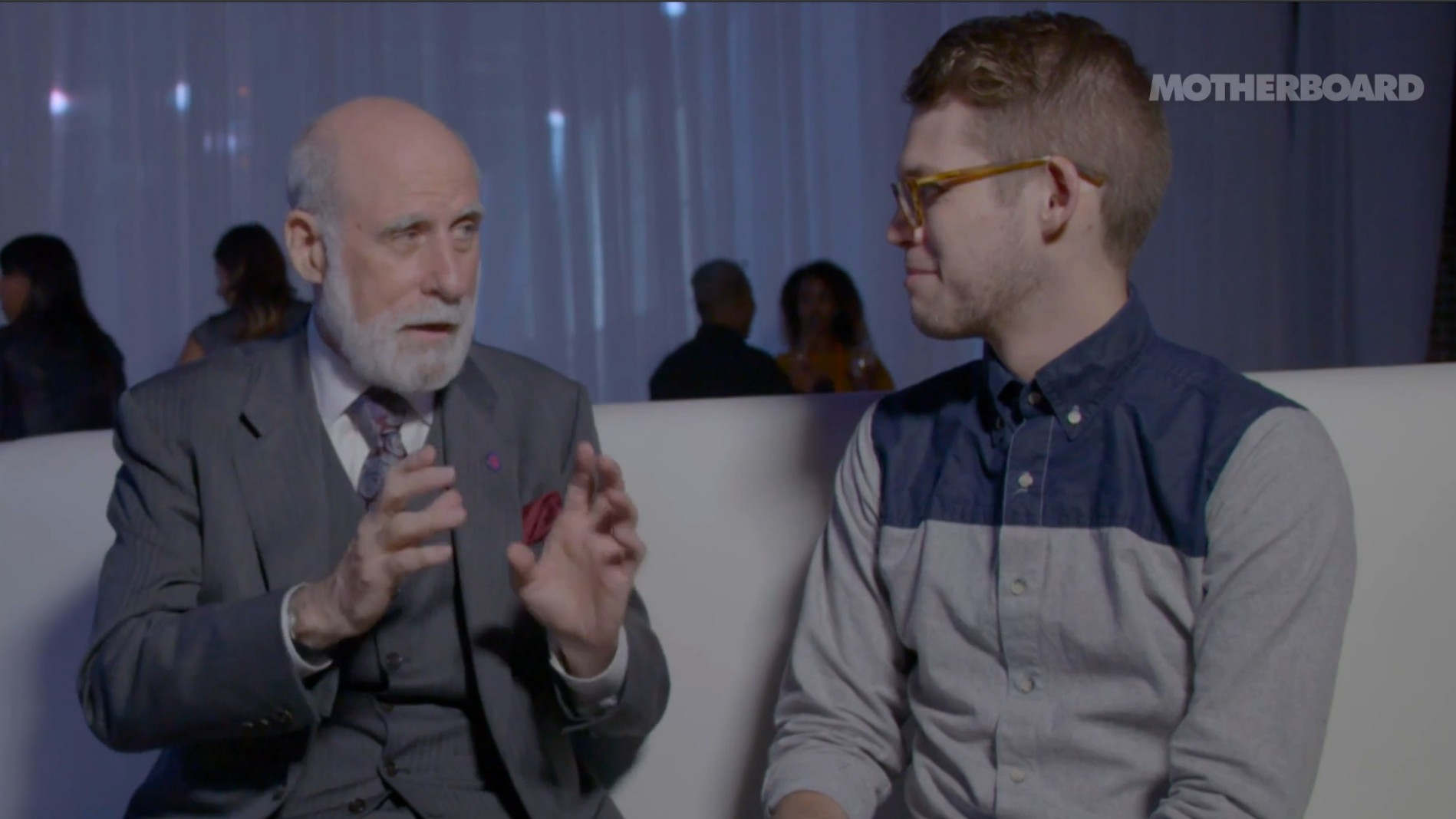 We Talked About Refrigerators with Vint Cerf, Father of the Internet