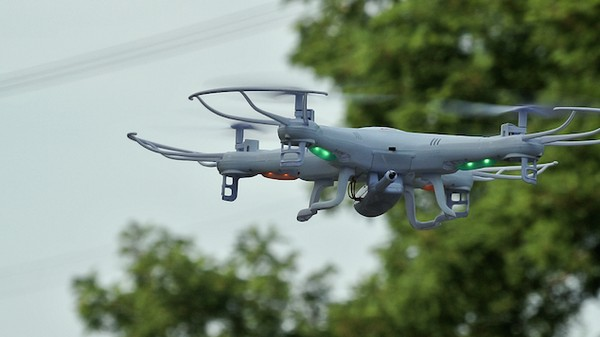 The FAA Has Finally Realized Drones Aren't Going Away