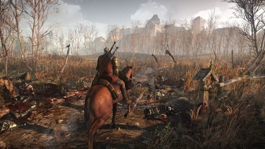 War Is Hell, and 'The Witcher 3' Gets It