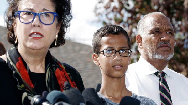 Texas Police Won't Release Video of High Schooler Ahmed Mohamed's Arrest
