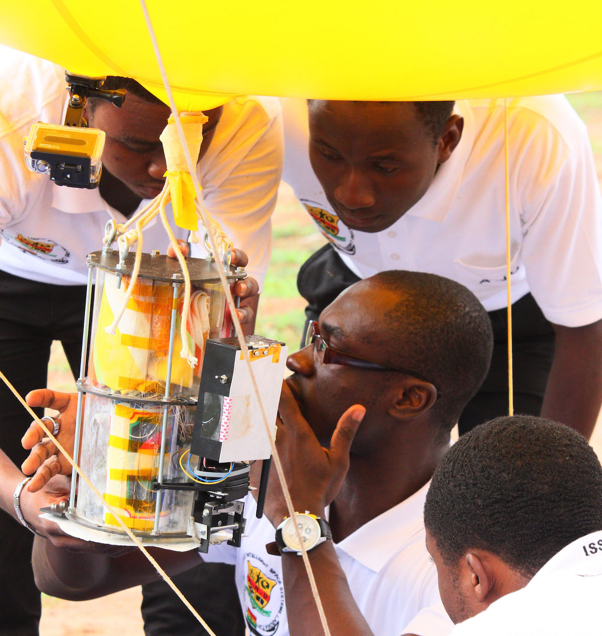 Why Ghana Started A Space Program Motherboard