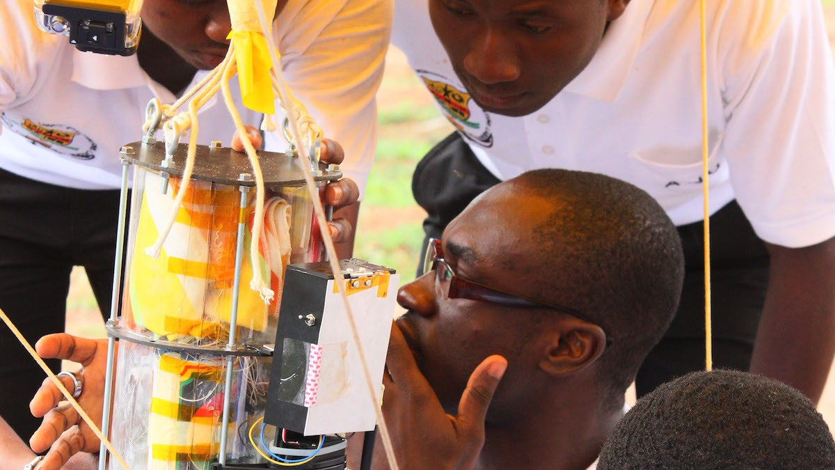 Why Ghana Started a Space Program