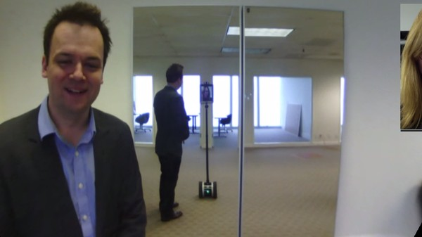 Waiting to Socialize in VR? Try a Telepresence Bot