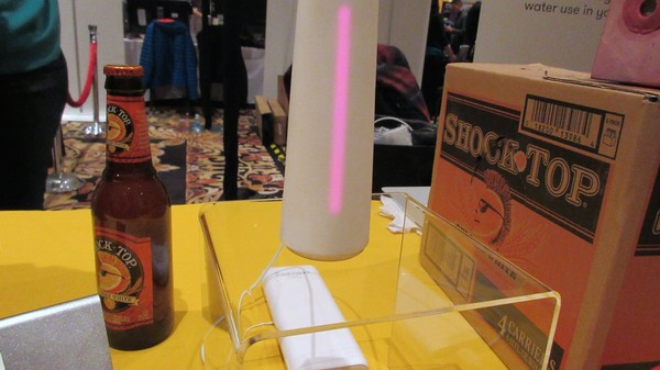 What Is a Brewery Doing at CES?