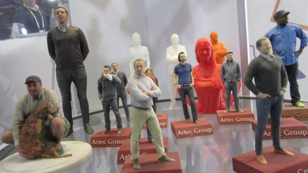 The Selfie of the Future Is 3D Printed