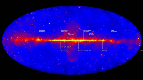 Here's the Best View of the Most Powerful Light in the Known Universe