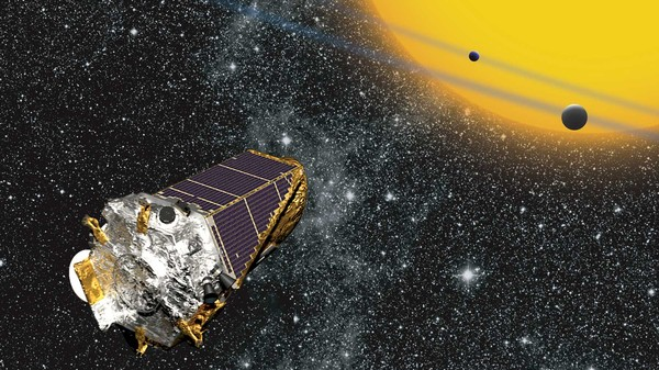 How NASA Saved the Kepler Telescope from the Brink of Death