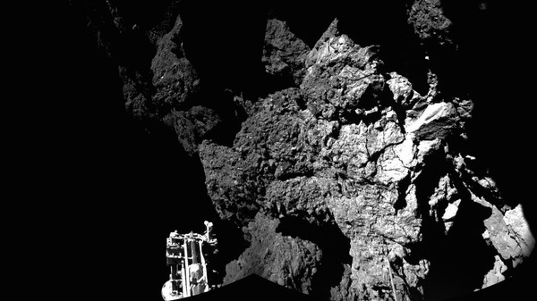 Last-Ditch Attempt to Contact Philae Comet Lander Fails