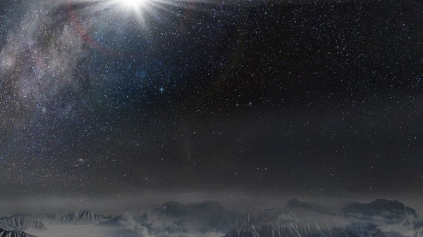 This Record-Breaking Supernova Shone 570 Billion Times Brighter than the Sun